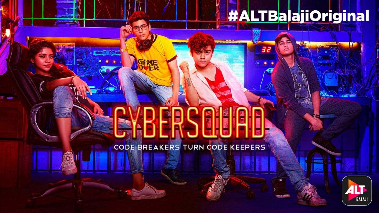 cybersquad web series all episodes download