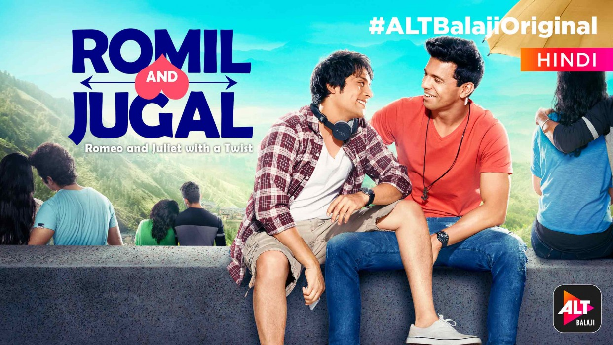 Foursome Assistir within watch romil and jugal full series online at altbalaji