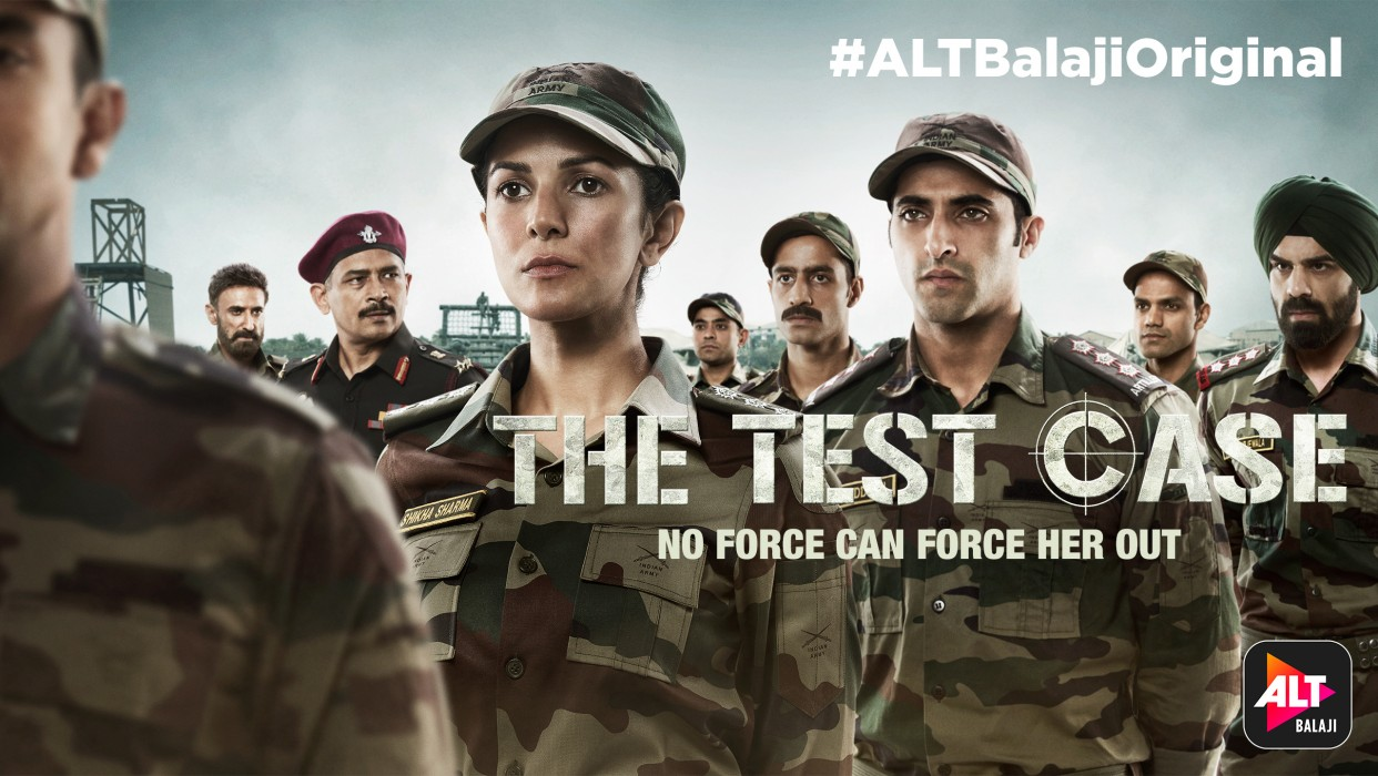 Watch The Test Case Full Series online at ALTBalaji