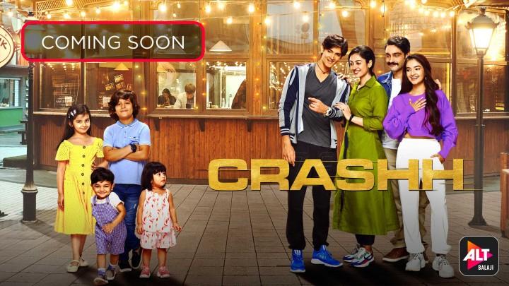 Crashh S01 2021 banner HDMoviesFair