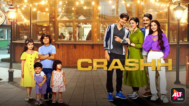 Image result for Crashh (Season 1) altbalaji